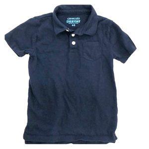 Jcrew Crewcuts everyday polo shirt